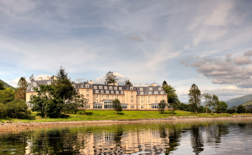 Ardgartan Hotel - Country and Western holiday
