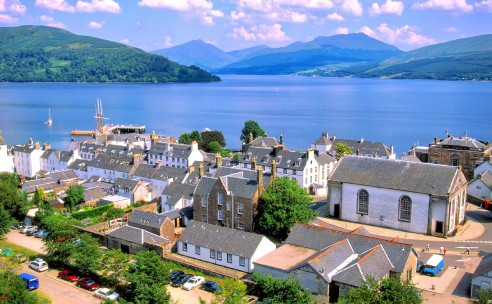 Inverary - Country and Western holiday