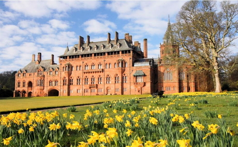 Mount Stuart House - Country and Western holiday