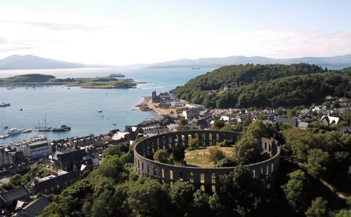 Oban - Country and Western holiday